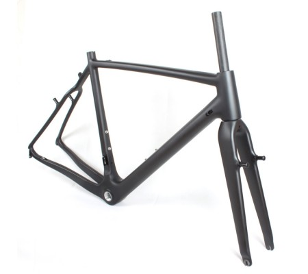Carbon Cyclo-cross Frame FM266 For V Brake
