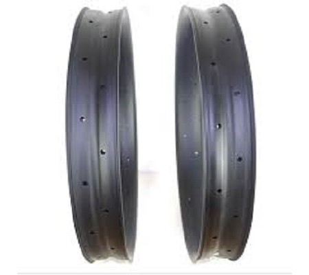 26er 100mm fatbike carbon rim