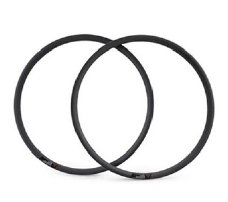 700c 24mm tubular carbon bike rim,20.5mm and 23mm V shape