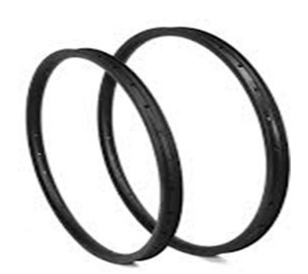 27.5er 40mm MTB carbon bike rim