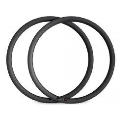 700c 30mm tubeless ready carbon bike rim,23mm wide U shape