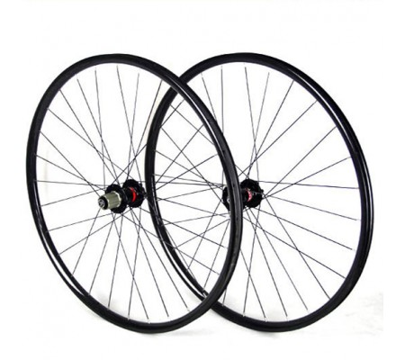 30mm tubeless Novatec carbon MTB bike wheel 27.5er or 29er optional