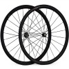 700c 38mm straight pull enduro bearing hub carbon bike wheel,tubular,clincher or tubeless optional