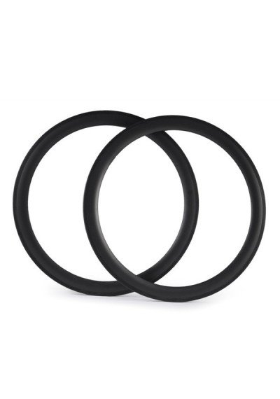 700c 45mm tubeless ready asymetric carbon bike rim,27 mm wide U shape