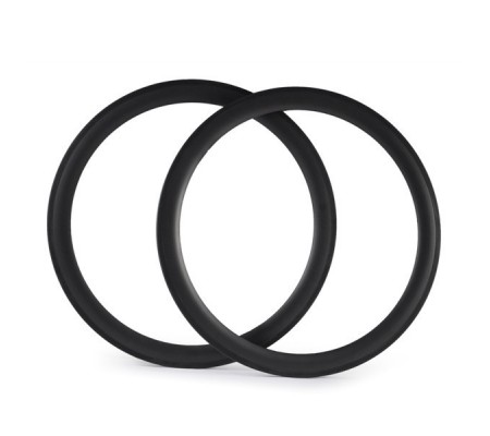 700c 45mm tubeless ready carbon bike rim,23mm wide U shape