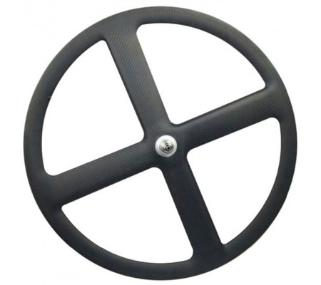 700c four carbon spoke wheel