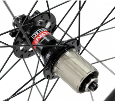 700c 88mm Novatec Disc hub carbon bike wheel,tubular,clincher or tubeless optional