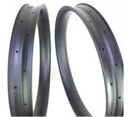26er 80mm fatbike carbon rim