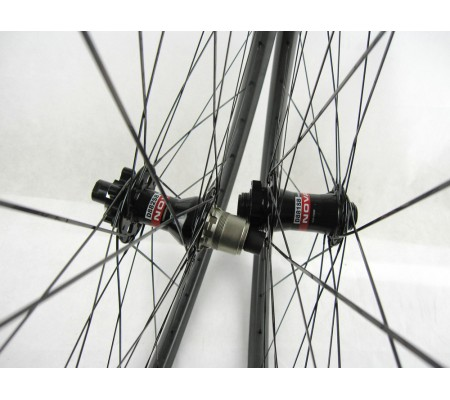 27mm tubeless Novatec carbon MTB bike wheel 27.5er or 29er optional