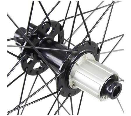 27mm tubeless enduro bearing powerway hub carbon MTB bike wheel 27.5er or 29er optional