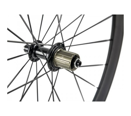 700c 35mm supperlight carbon bike wheel,tubular or clincher optional
