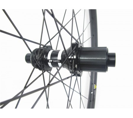 27mm tubeless DT350 straightpull hub carbon MTB bike wheel 27.5er or 29er optional