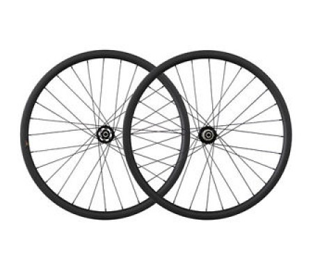 50mm tubeless enduro bearing powerway hub carbon MTB bike wheel 27.5er or 29er optional