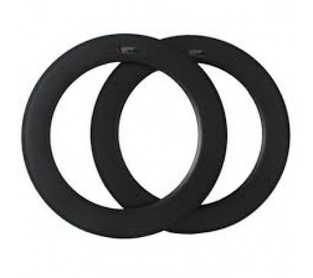 700c 90mm clincher carbon bike rim,25mm U shape