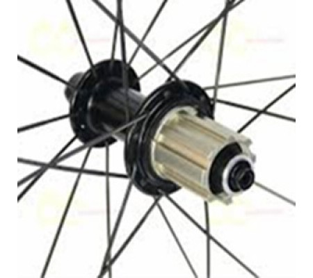700c 50mm ceramic bearing hub carbon bike wheel,tubular,clincher or tubeless optional