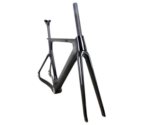 Track Bike Carbon Frame