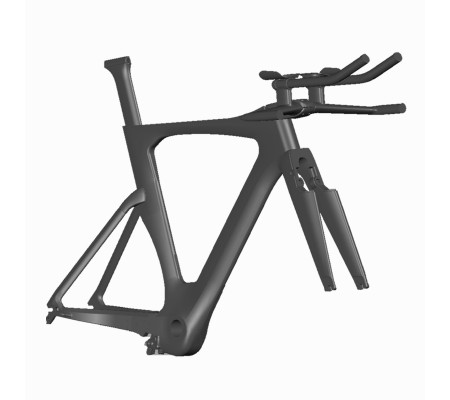 Time Trial Carbon Frame
